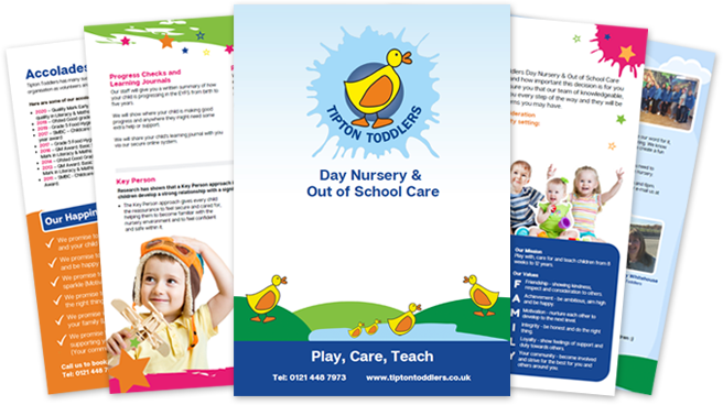 Free Parent Pack from Tipton Todlers