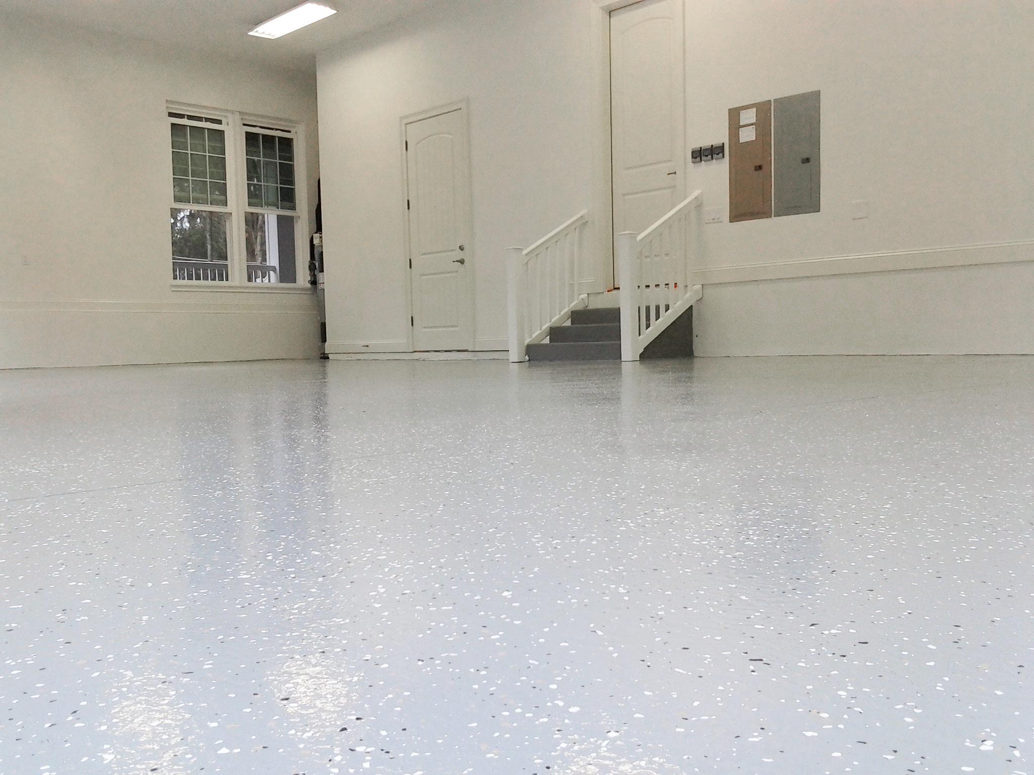 epoxy garage floor coating boston