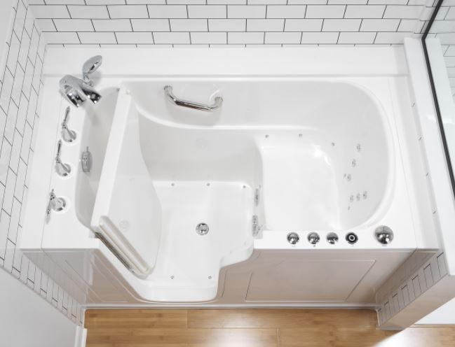 spokane walk-in tub