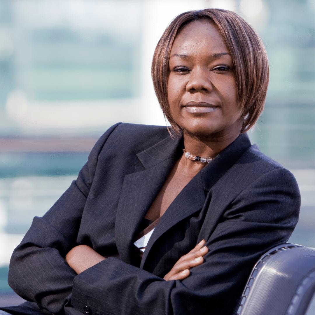 black woman executive