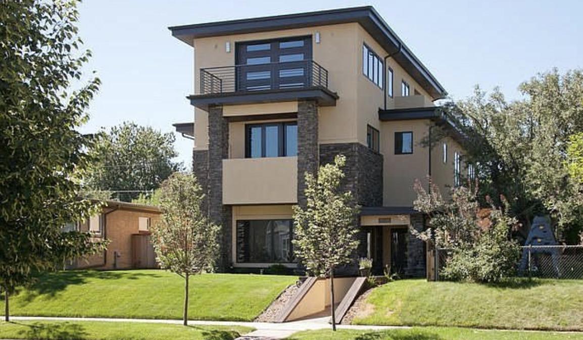 Denver home sold at auction