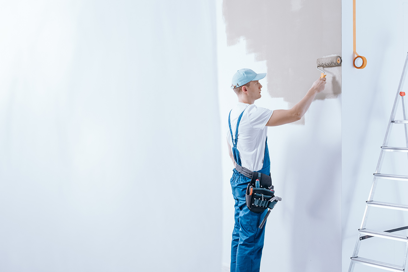 commercial office painting Elgin IL