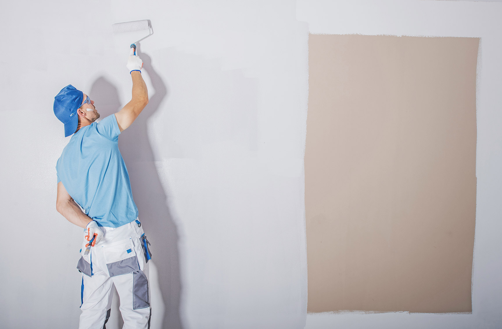 commercial retail painting Elgin IL