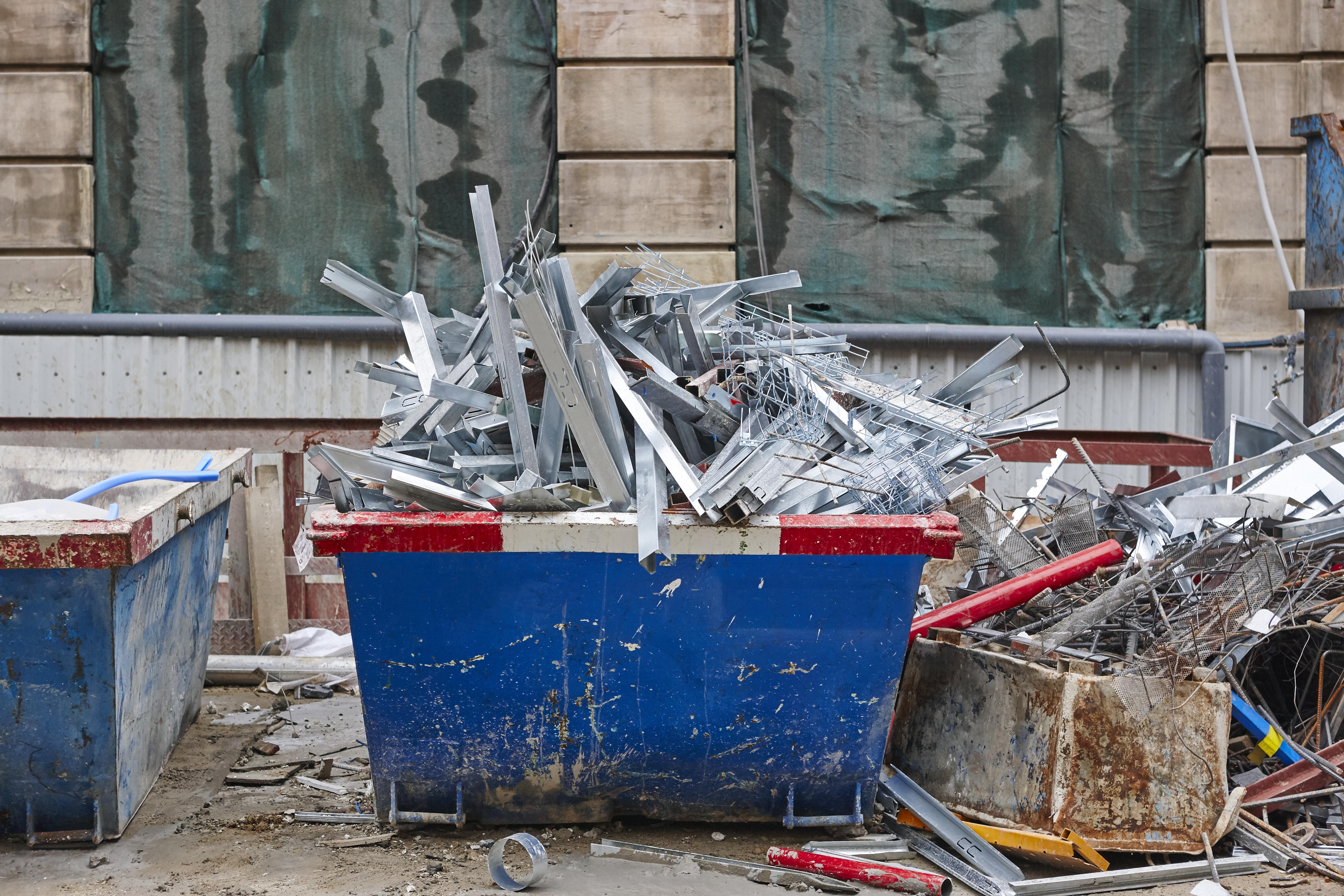 construction dumpsters aurora il