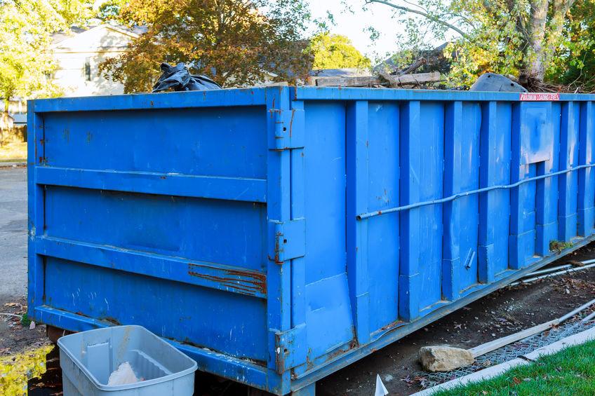 large dumpster rental aurora il