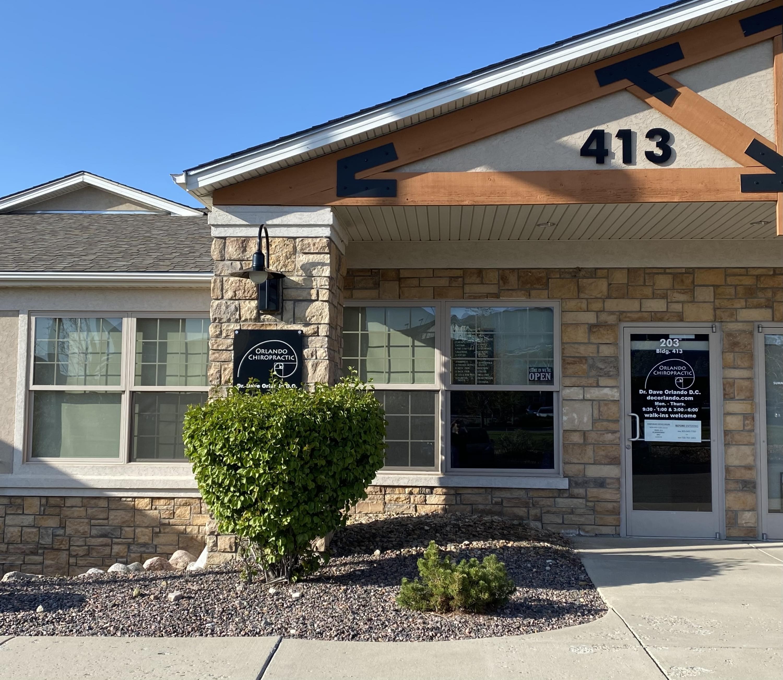 Orlando Chiropractic Office in Broomfield, Colorado