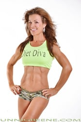 """Unni Greene, CFNS, The """"Diet Diva"""" Fitness Expert and owner of SoMi Fitness"""