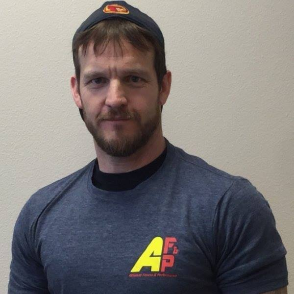 Mory Larson, Certified Fitness Nutrition Specialist of ABSolute Fitness and Nutrition