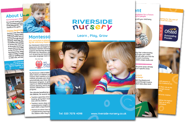 Free Parent Pack from Riverside Nursery