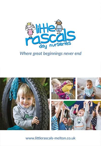 Free Parent Pack from Little Rascals Day Nuseries