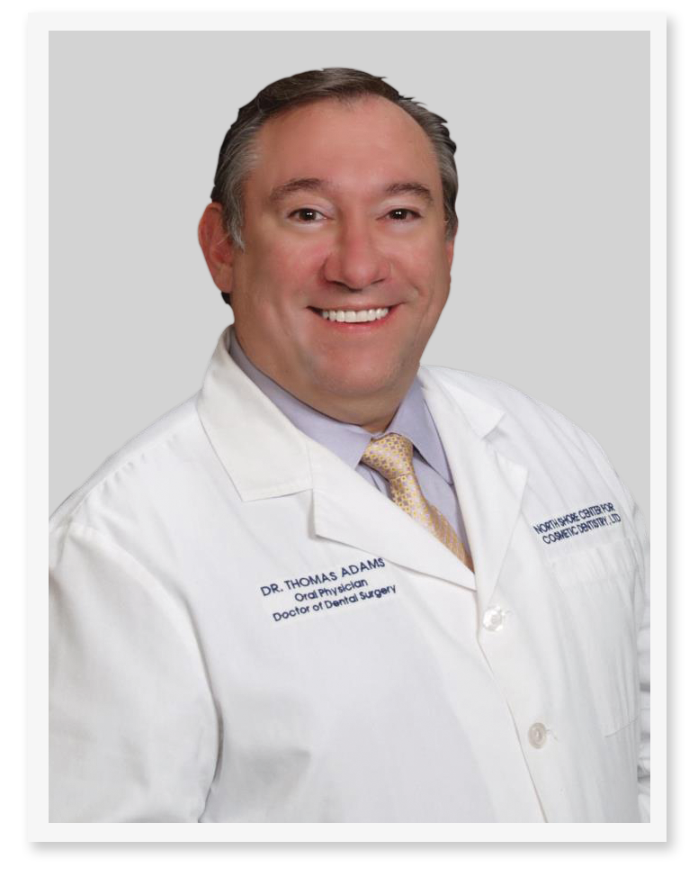 Dr. Thomas Adams, DDS FICD Implant Specialist