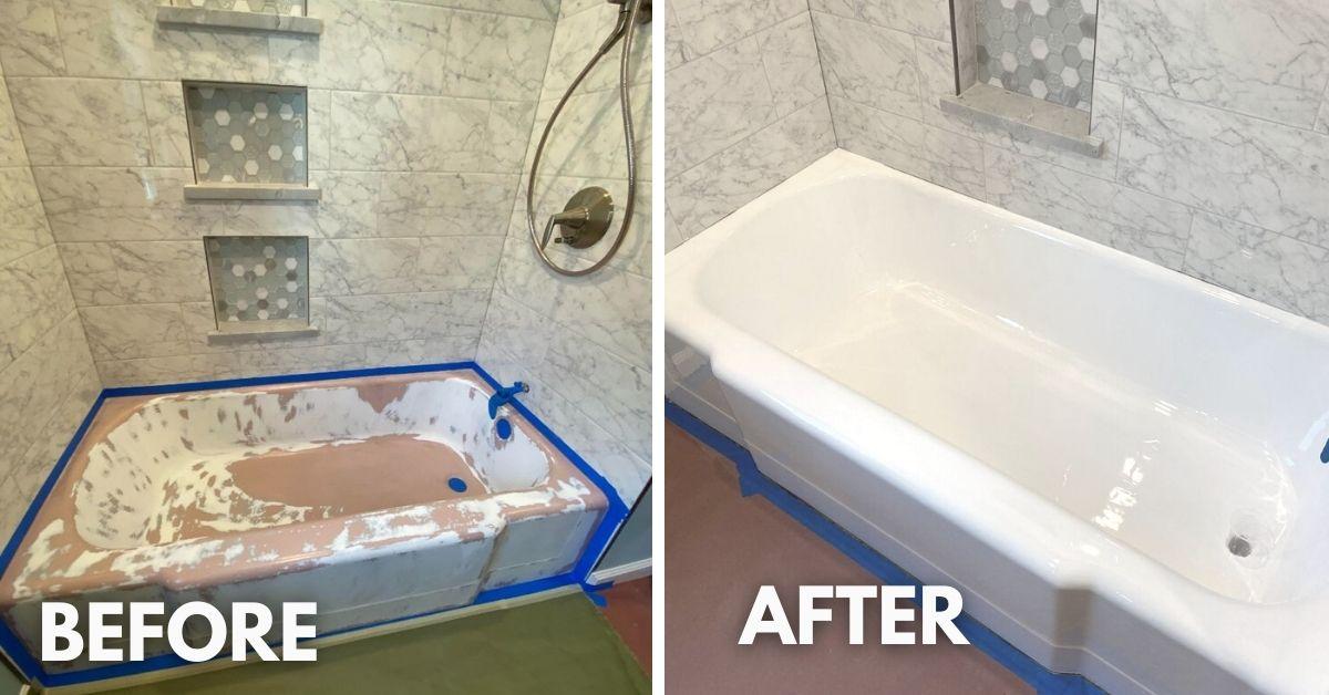porcelain tub repair Cambridge, MA